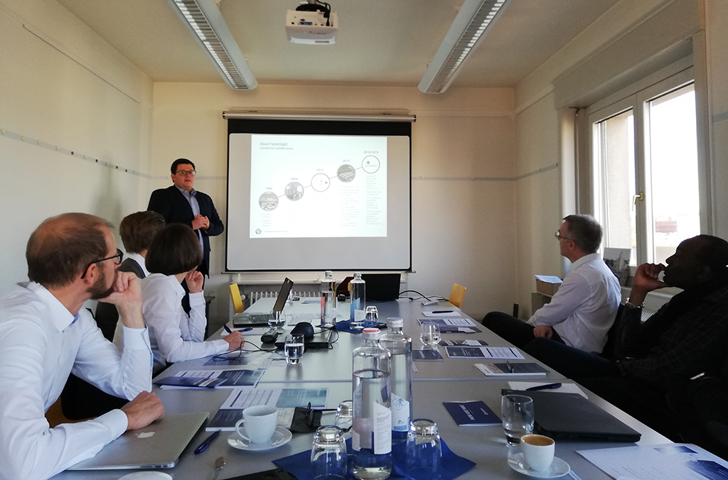 Innovation Analytics Academy, Basel 2019